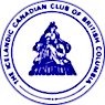 Icelandic Canadian Club of BC logo
