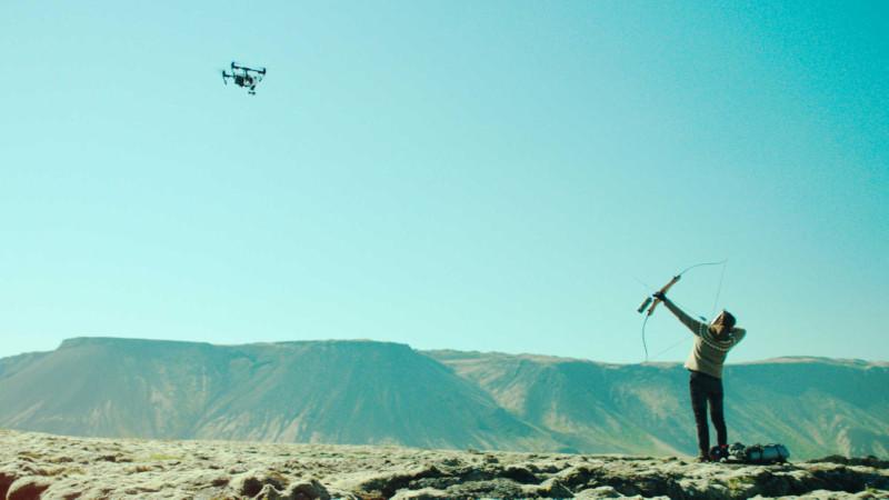 Woman at War - Icelandic film